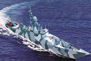 Ukraine cấp tốc hoàn thiện khinh hạm tàng hình cực mạnh quyết đấu Nga