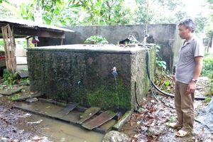 Người dân khu tái định cư thiếu đất sản xuất vì thủy điện