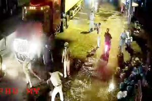 Tiền Giang: Camera 'bí mật' ghi hình CSGT 'dọn đường' nửa đêm về sáng