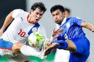 Đội tuyển Philippines chưa bao giờ ghi được bàn tại bán kết AFF Cup