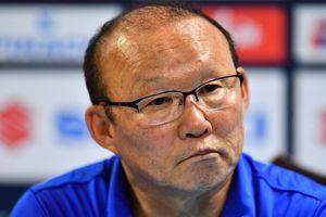 HLV Park Hang-seo: 'Việt Nam chưa phải là đội bóng hoàn hảo'
