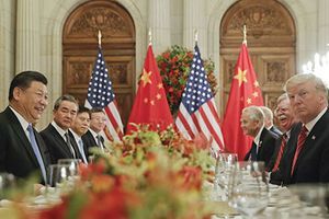 90 ngày thách thức sau bữa tối thân mật Mỹ - Trung tại G20