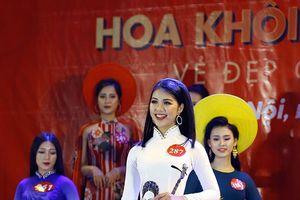 45 thí sinh góp mặt tại vòng chung kết Hoa khôi sinh viên Việt Nam 2018