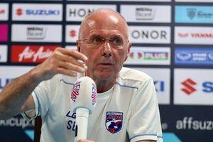 HLV Eriksson hẹn 'chơi tất tay' với Việt Nam ở Mỹ Đình