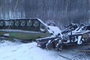 Nga thiệt hại nặng khi mất cả đoàn tàu chở vũ khí
