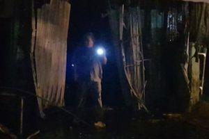 Cháy dãy nhà trọ, nữ công nhân 18 tuổi thiệt mạng