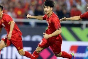 ĐT Việt Nam đấu Philippines, Tuấn Anh gửi lời chúc đặc biệt đến đồng đội