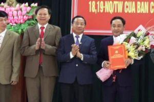 Hà Tĩnh: Sáp nhập phòng, ban cấp huyện