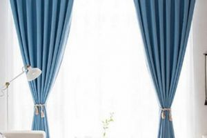 TOP 5 mẫu rèm vải trang trí nhà đẹp lịm tim