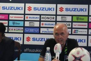 HLV Eriksson nói gì khi thua thuyết phục ĐT Việt Nam?
