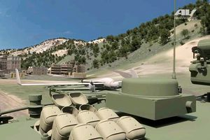 Tương lai của xe chiến đấu bộ binh tích hợp UAV