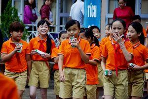 Hà Nội chốt nhà thầu gói thầu số 1 của chương trình Sữa học đường