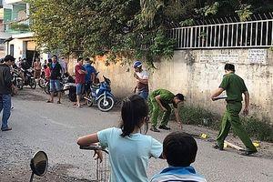 Một công an viên bị đánh tử vong khi chạy xe máy trên đường