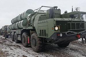 Thổ Nhĩ Kỳ tuyên bố đã ký xong hợp đồng S-400 với Nga