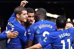 Clip: 'Kép phụ' tỏa sáng, Chelsea thắng dễ Fulham