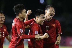 Philippines 1-2 Việt Nam: 'Song Đức' lập công, ĐT Việt Nam đặt một chân vào Chung kết