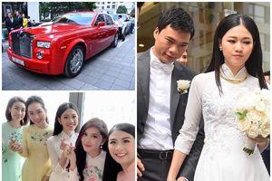 Những cái nhất trong lễ cưới Á hậu Thanh Tú mà chưa sao Việt nào làm được