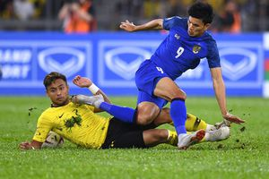 Nhận diện sức mạnh tiềm ẩn của Thái Lan sau khi cầm chân Malaysia