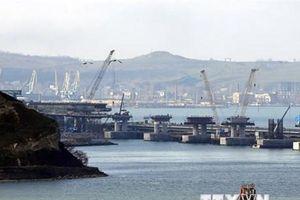 Tổng thống Ukraine kêu gọi Đức tăng hiện diện quân sự tại Biển Đen
