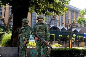 Lãnh sự quán Mỹ tại Mexico bị tấn công