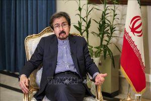 Iran khẳng định không vi phạm nghị quyết của LHQ về tên lửa