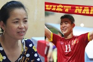 Mẹ Duy Mạnh tiết lộ chia sẻ xúc động của con trước trận đấu Việt Nam – Philipines