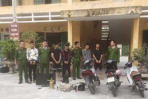 Thái Bình: Triệt phá băng trộm liên tỉnh đột nhập chùa phá két sắt lấy tiền công đức