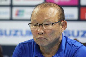 HLV Park Hang-seo: 'Phan Văn Đức xứng đáng là cầu thủ hay nhất trận'