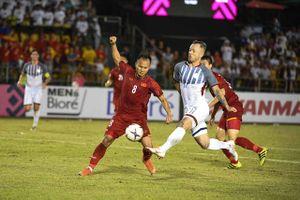 Chấm điểm trận Philippines 1-2 Việt Nam: Trọng Hoàng xuất sắc nhất