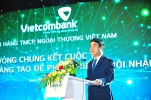 Vietcombank tổ chức cuộc thi 'Đổi mới-Sáng tạo để phát triển và hội nhập'