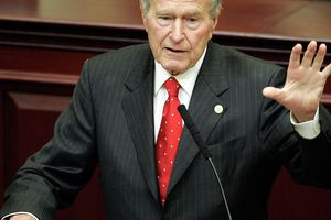 Tang lễ Tổng thống Bush 'cha' sẽ diễn ra vào ngày 5/12