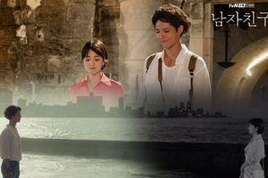 Song Hye Kyo - Park Bo Gum: Tưởng không hợp mà hóa ra hợp không tưởng