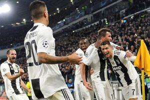 Ronaldo ghi bàn trận thứ ba liên tiếp ở Serie A