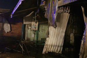 TPHCM: Cháy khu trọ công nhân, một thiếu nữ tử vong