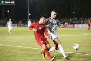Cư dân mạng Đông Nam Á mỉa mai, bình luận cầu thủ Philippines vừa đẹp trai, vừa giỏi võ!