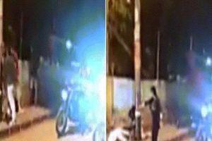 Rợn người khoảnh khắc nữ sát thủ lạnh lùng bắn chết 5 thanh niên trên phố