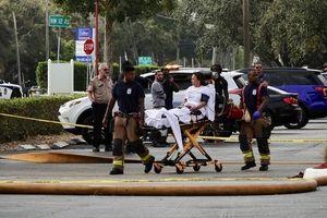 Máy bay rơi trúng trung tâm trị liệu cho trẻ tự kỷ ở Mỹ