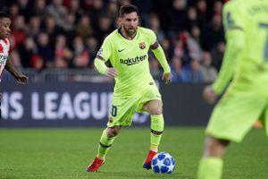 Đội hình Barca trận gặp Villarreal: Đánh chìm 'Tàu ngầm vàng'