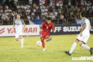 Trực tiếp Philippines vs Việt Nam: Phan Văn Đức ghi bàn, Việt Nam 2-1 Philippines