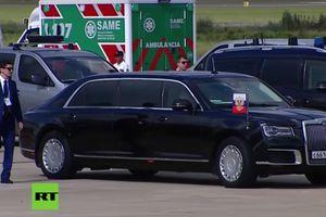 'Boong-ke di động' của Tổng thống Putin gây sốt tại G-20