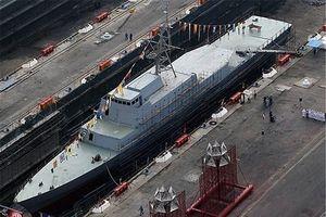 Iran hạ thủy tàu khu trục nội địa đầu tiên