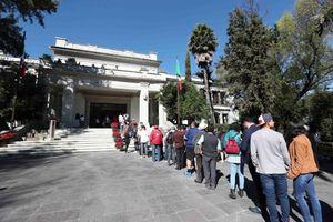 Tổng thống Mexico biến tư dinh thành viện bảo tàng
