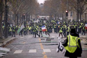 Biểu tình ở Pháp: Hơn 200 người bị bắt