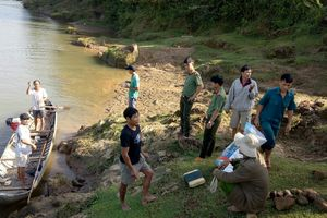 Quảng Ngãi: Đã tìm thấy thi thể của cháu bé thứ 2 mất tích trên sông