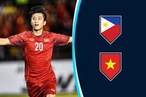Chấm điểm Philippines vs Việt Nam: 'Song Đức' hay nhất trận
