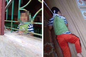 Bộ GD&ĐT chỉ đạo hỗ trợ trẻ 4 tuổi bị buộc dây vào cửa sổ