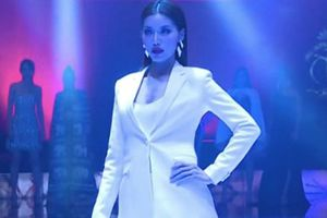 Catwalk chuyên nghiệp, Minh Tú vẫn trượt phần thi Top Model