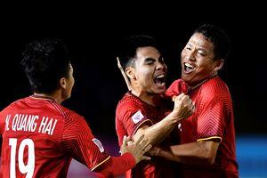 Tuyển Việt Nam lập kỷ lục giữ sạch lưới ở AFF Cup