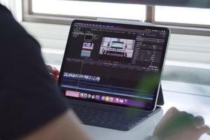 Dùng phần mềm macOS trên iPad Pro 2018