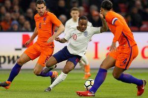 Tuyển Anh chạm trán Hà Lan tại bán kết Nations League